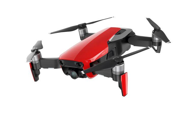 DJI Luncurkan Mavic Air, Drone Paling Portabel yang Ada Saat Ini