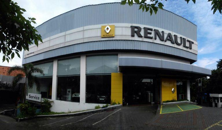 Renault Resmikan Showroom Penjualan dan Bengkel Resmi di Surabaya