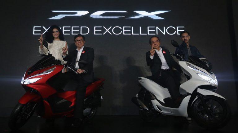 All New Honda PCX Sudah Tersedia di Pasar Indonesia, Ini Harga Resminya