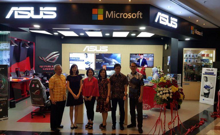 Kini Asus Punya Premium Store untuk Produk Notebook