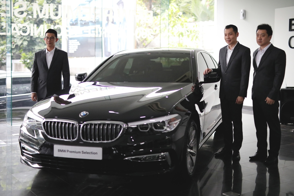 BMW Autoprima Rilis