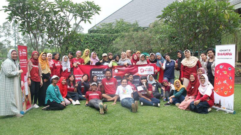 Bukalapak Sukses Gelar Kopdar Perdana untuk Pelapak Perempuan