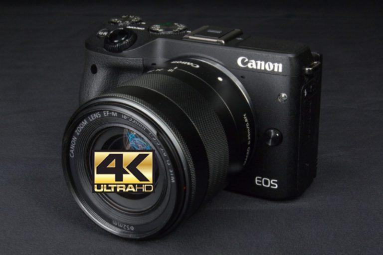 Canon Akhirnya Punya Kamera Mirrorless yang Bisa Rekam Video 4K!