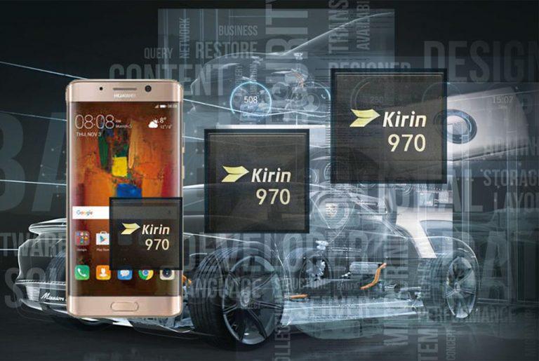 Huawei Buktikan Mate 10 Pro Sanggup Kemudikan Mobil Sport