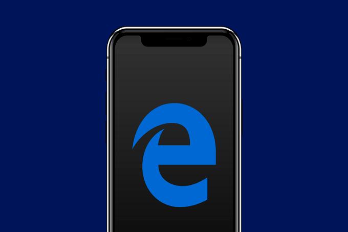 Microsoft Edge untuk iOS Sudah Mendukung 3D Touch