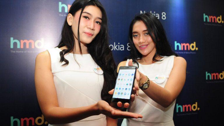 Nokia 8 Resmi Meluncur di Indonesia, Dibanderol Rp6 Jutaan