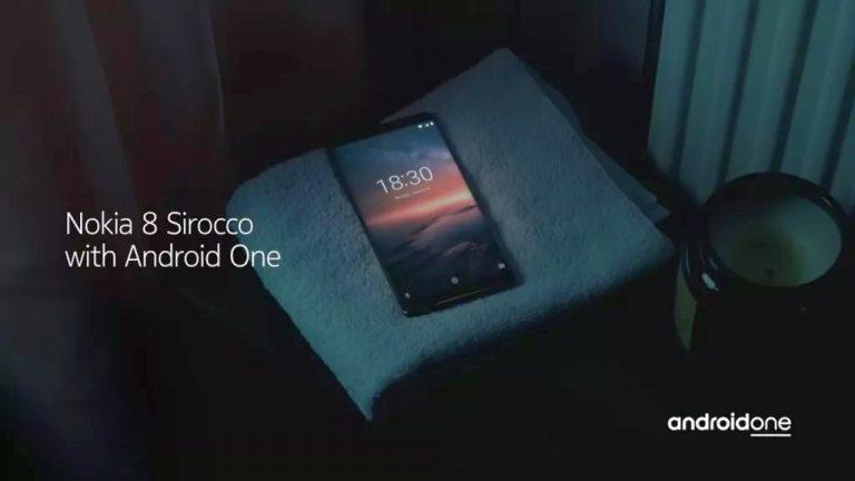 Curi Perhatian di MWC 2018, Ini Perbedaan Nokia 8 Sirocco dan Nokia 8