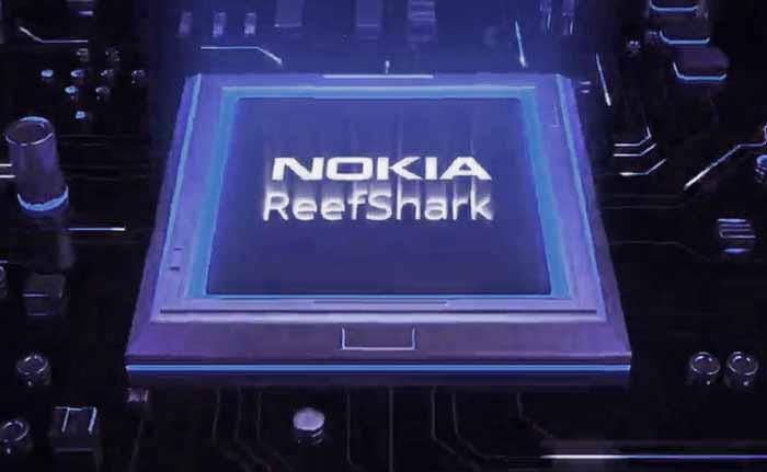Dukung Jaringan 5G, Nokia Hadirkan Chipset ReefShark Terbaru