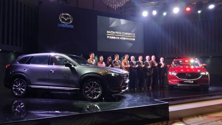Generasi Kedua Mazda CX-9 Mengaspal di Indonesia