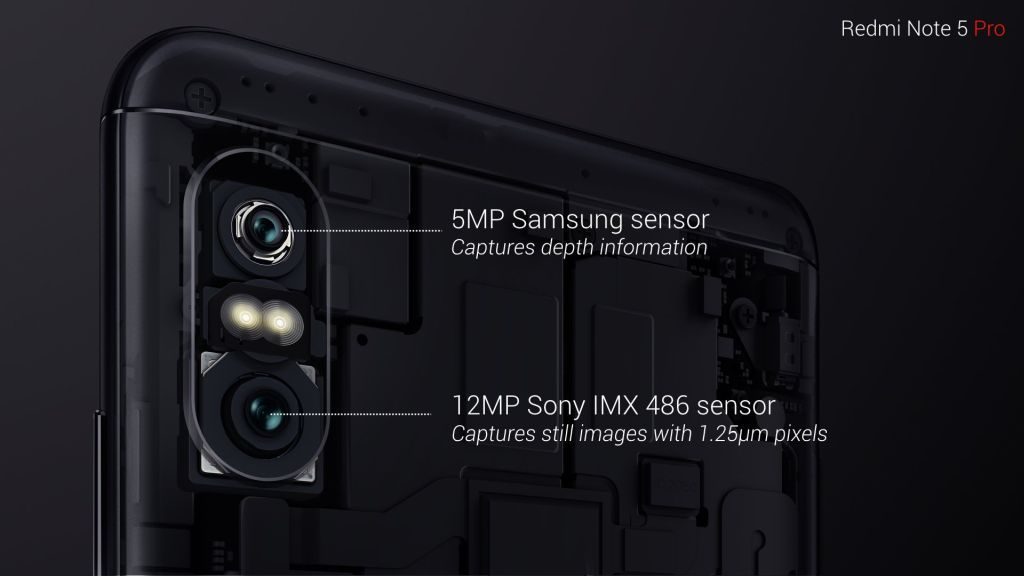 Redmi Note 5 Pro - main camera (dual camera)