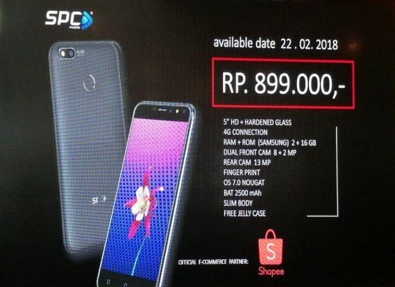 Pilih Mana? SPC L53 Selfie atau Xiaomi Redmi 5A?