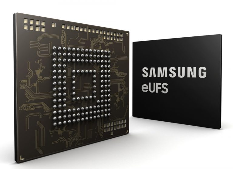 Produksi Memori eUFS 256 GB, Samsung Pasang Target ke Industri Mobil