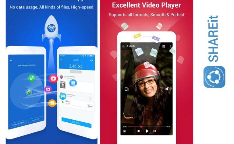 SHAREit 4.0 Telah Hadir, Makin Ramai dengan Konten Digital Gratis