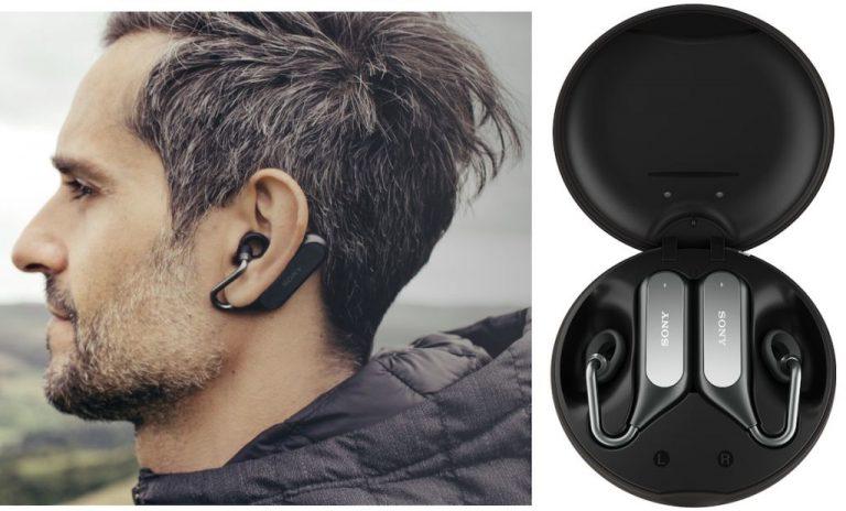 'Dual Listening' Sony Xperia Ear Duo Bantu Pengguna Tetap Awas dengan Kondisi Sekitar