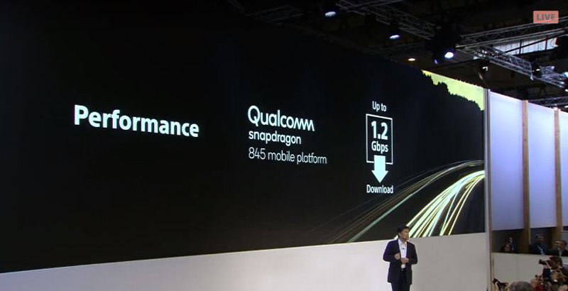 Sony Xperia XZ2 dan Compact