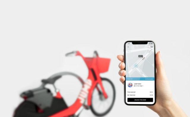 Bersama Startup JUMP, Uber Masuk ke Layanan 'Bike Sharing'