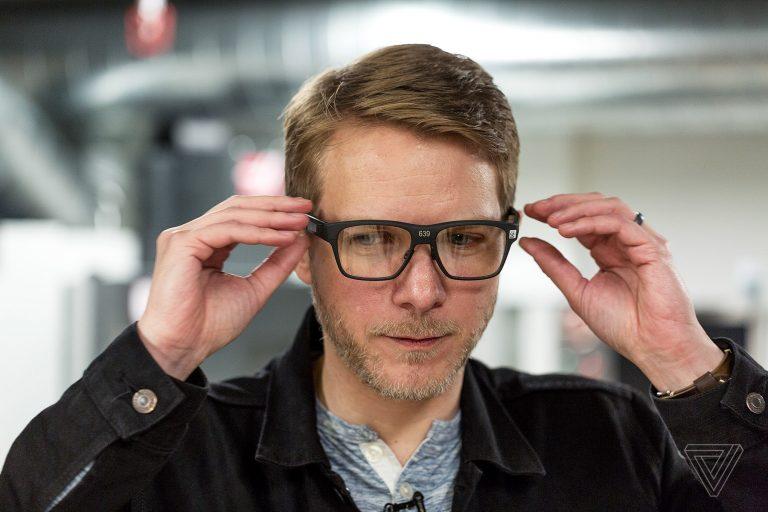 Intel Ciptakan Vaunt, Kacamata Pintar yang Terlihat Stylish