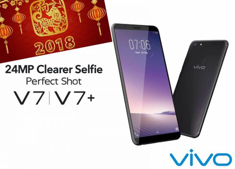Jelang Imlek, Ada Persembahan Menarik Bagi Pembeli Smartphone Vivo