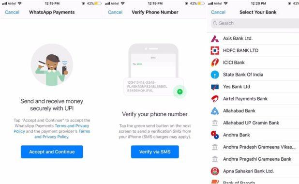 Di India, WhatsApp Akan Miliki Fitur Pembayaran Digital