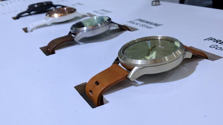 Bersama Watch Studio, Garmin Perkenalkan Jam Tangan Pintar Vivomove HR