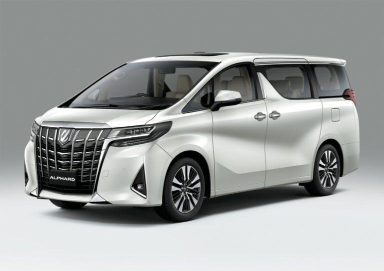 Kuasai 91 Persen Pasar Luxury MPV di 2017, Toyota Pede Perkenalkan Alphard dan Vellvire baru
