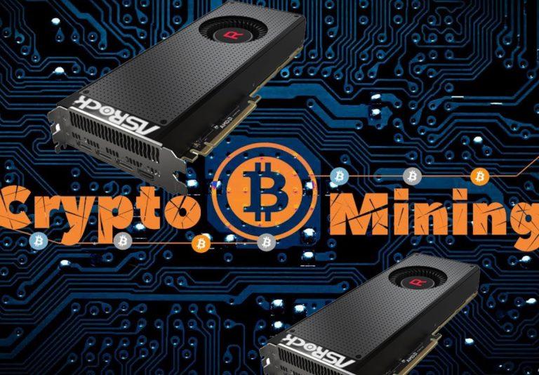 Wabah Mining Cryptocurrency Goda ASRock Masuk Pasar Graphics Card