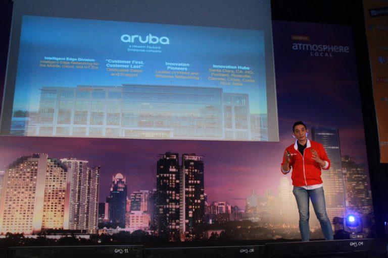 """Aruba Perkuat Posisi Market dalam Perhelatan """"Atmosphere Local"""""""