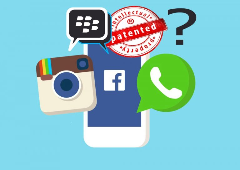 Punya Banyak Paten Messaging, BlackBerry Tuntut Sekaligus Facebook, WhatsApp, dan Instagram