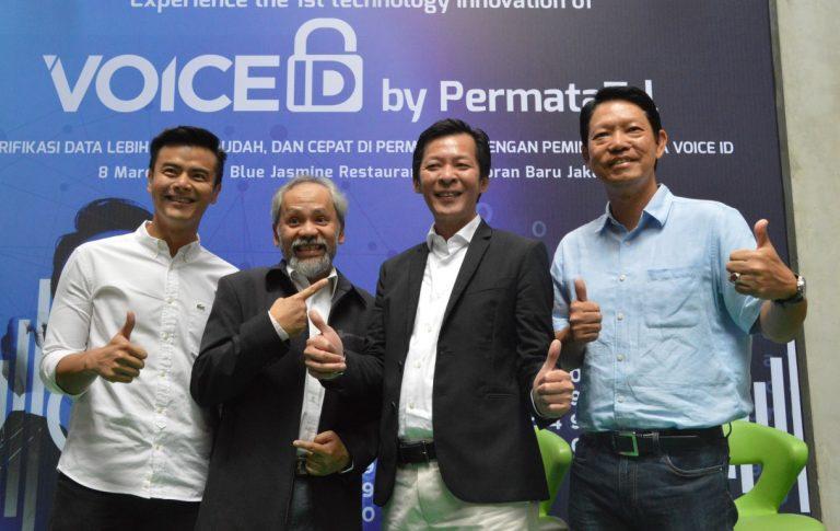Terapkan Teknologi Voice Biometrics Permata Bank Luncurkan Layanan Voice ID