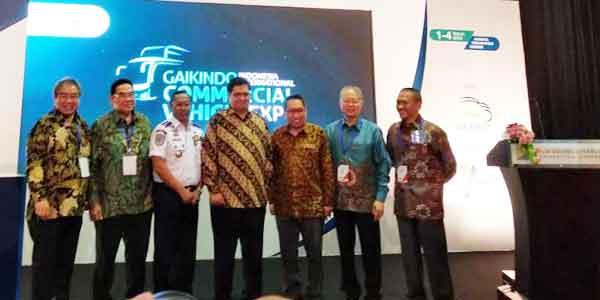Resmi Dibuka, GIICOMVEC 2018 Hadirkan 32 Merek Kendaraan Komersial