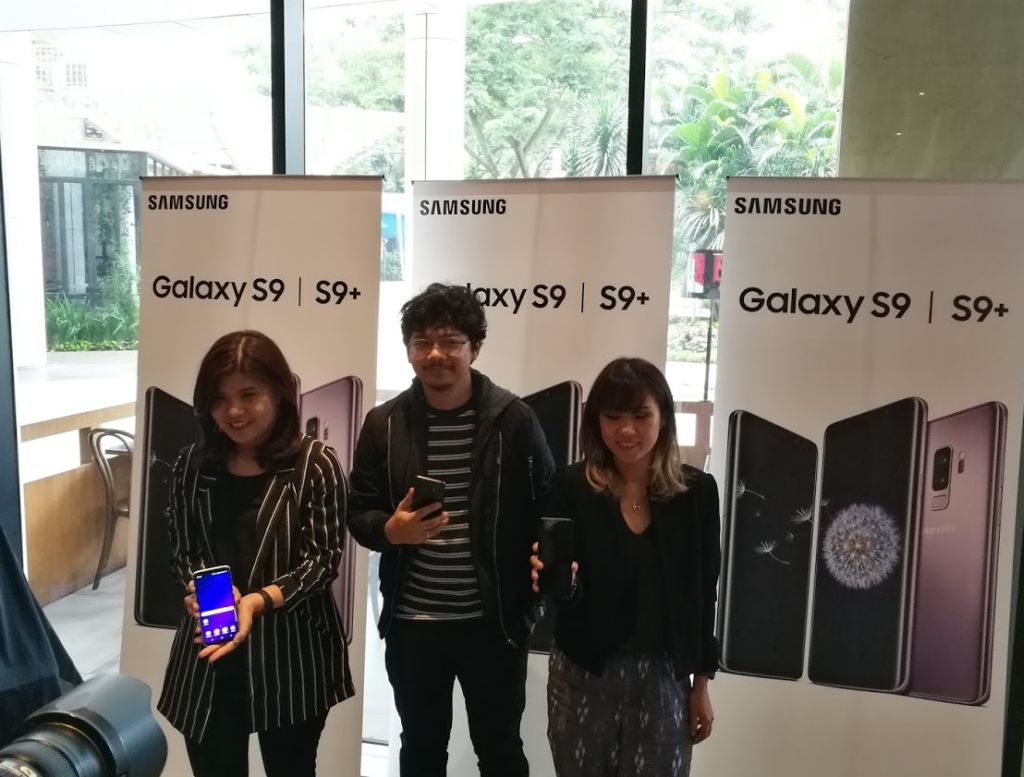 Consumer Launch Galaxy S9