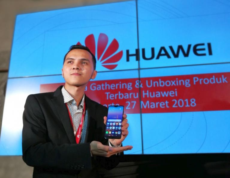 Usung Triple Camera, ISO Setara DSLR, dan Skor DxOMark Tertinggi, Huawei P20 Pro Siap Masuk Pasar Indonesia