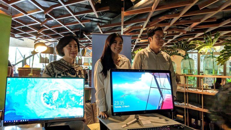 Acer Perkenalkan Aspire S24 dan Aspire U27 dengan Desain Super Tipis