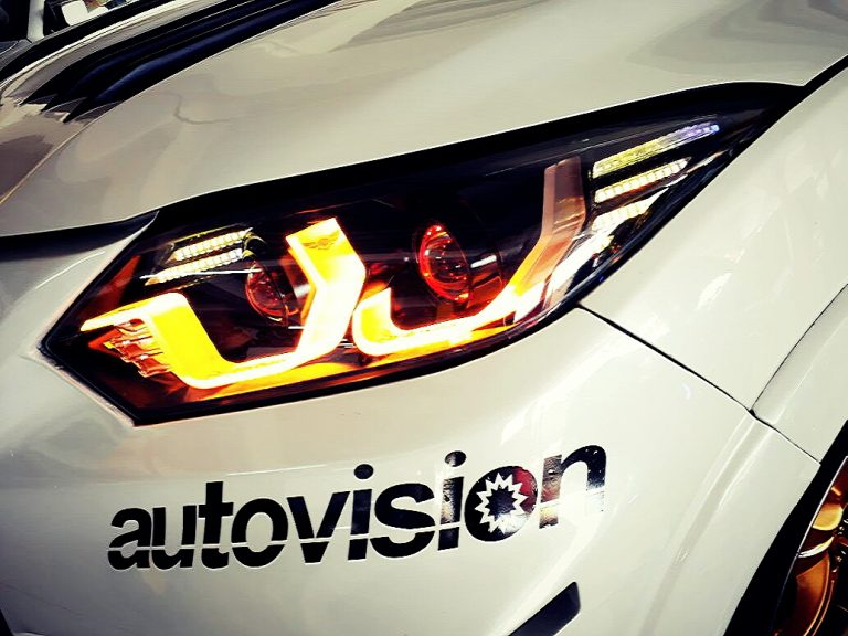 Autovision Ray Of Light 2018, Kontes Perdana Modifikasi Lampu Kendaraan