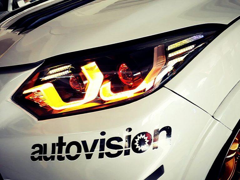Autovision Ray Of Light 2018, Kontes Perdana Modifikasi Lampu Kendaraan