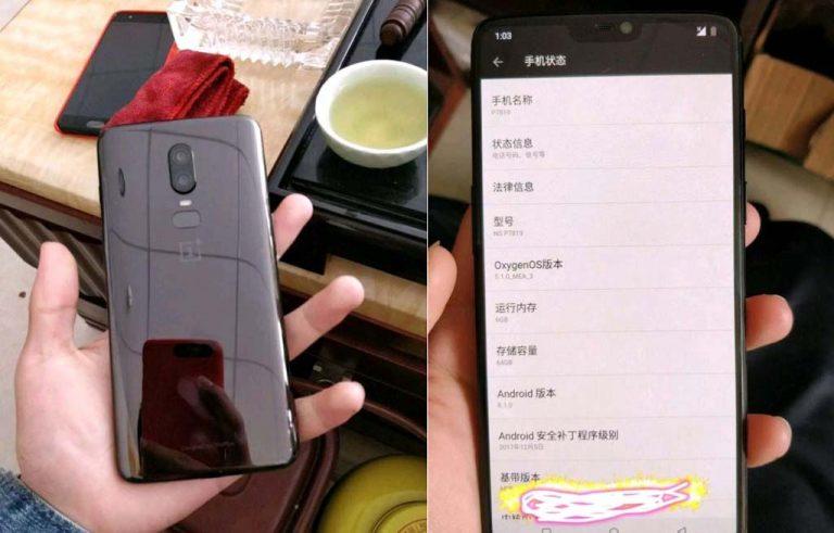 OnePlus 6 Mungkin Tambah Daftar Smartphone Android Pencontek Layar iPhone X