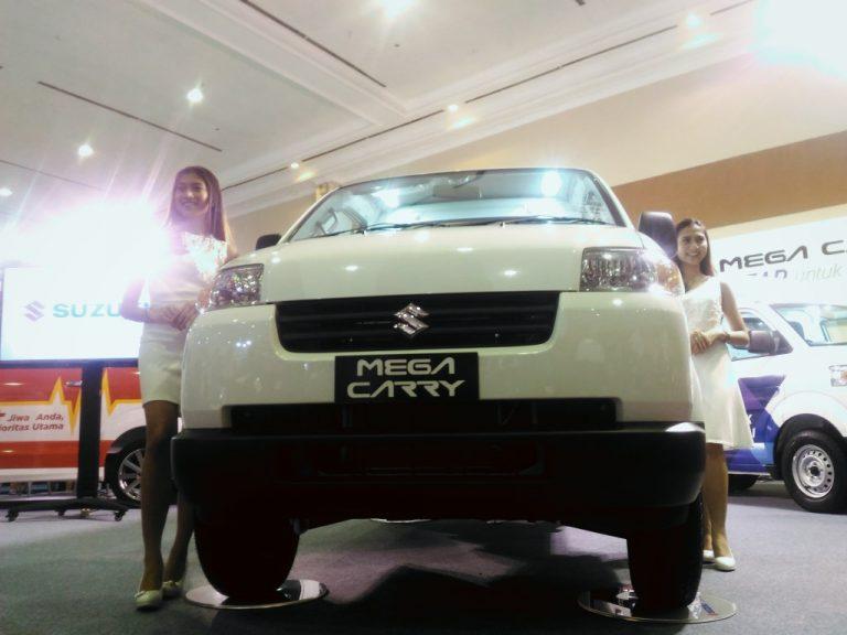 Berbekal Pengalaman 42 Tahun, Suzuki Yakin Mega Carry Sukses di Indonesia