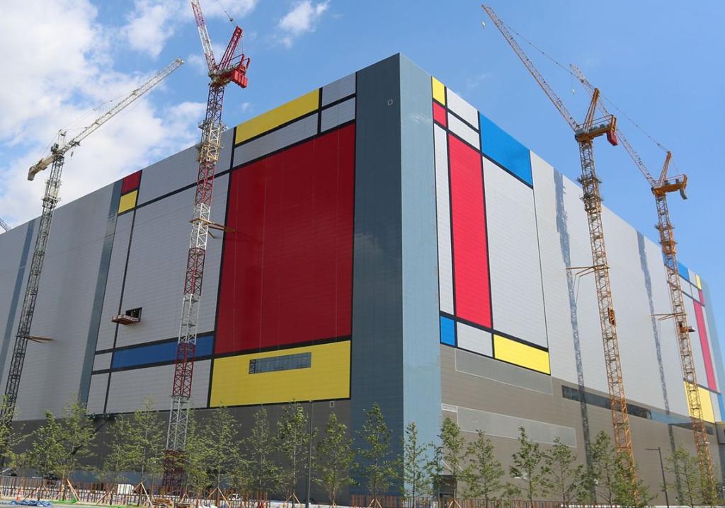 Pabrik Samsung NAND flash
