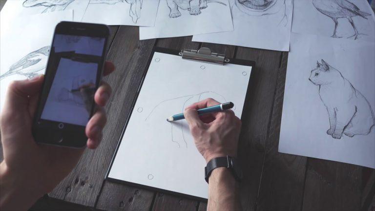 Aplikasi SketchAR Ini Bisa Bantu Memperbaiki Gambar Anda