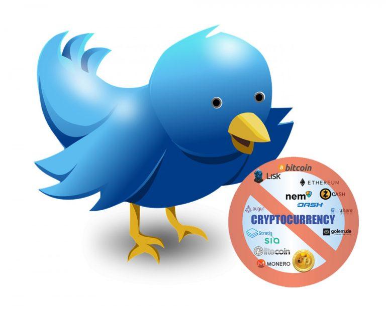 'Dilema' Bos Twitter Ikut Langkah Facebook dan Google Melarang Iklan Cryptocurrency