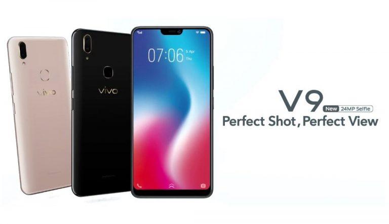 Vivo V9: Selfie 24 MP, Kamera Belakang Ganda, dan Layar Poni 6,3 Inci. Harganya?