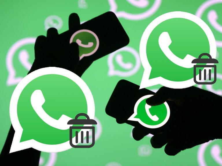 Hapus Pesan WhatsApp Diperpanjang Jadi Satu Jam
