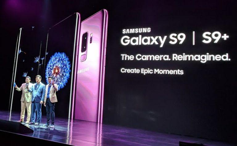 Resmi, Samsung Galaxy S9 dan S9 Plus Hadir di Indonesia, Dijual Langsung 16 Maret 2018