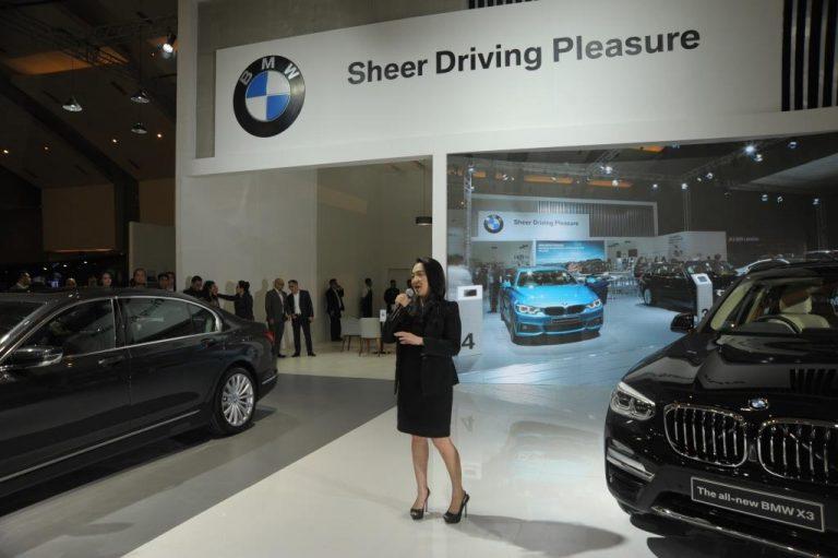 BMW Hadirkan Jajaran Kendaraan Terbaiknya di IIMS 2018
