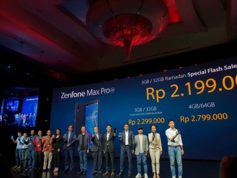 Persaingan Makin Ketat, Asus Luncurkan Tiga Seri ZenFone Sekaligus dengan Harga Bersaing