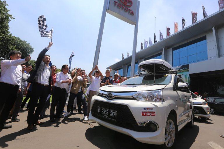 Sepanjang 6.800 Km, Tiga MPV Toyota Ini Diuji langsung oleh Toyota Owner Club