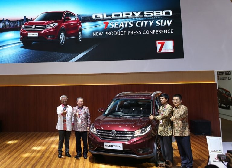 DFSK Glory 580 Hangatkan Peta Persaingan SUV Tanah Air. Merek Apa Saja yang Terimbas?