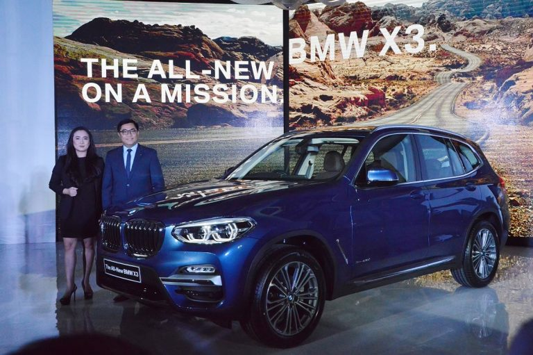 BMW Indonesia Luncurkan All-new BMW X3 xDrive20i