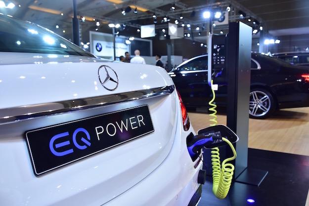 Usung Teknologi EQ Power, Mercedes-Benz Luncurkan Merek Baru di Ajang IIMS 2018
