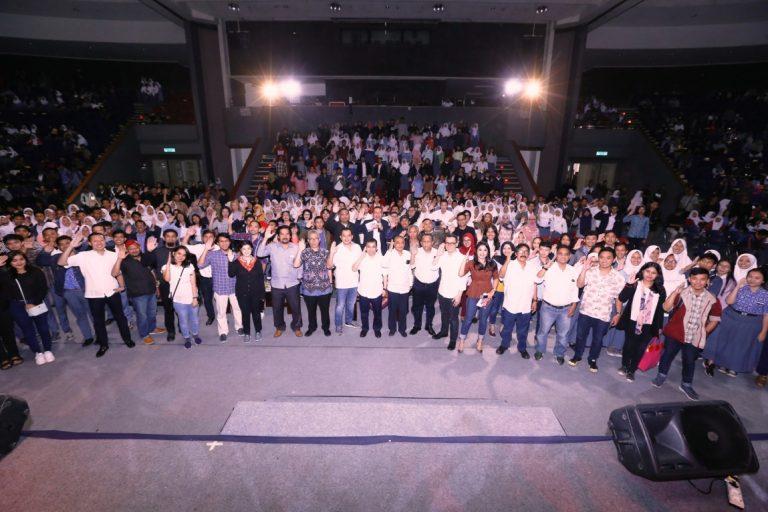 Di Bandung, Astra International Ajak Masyarakat Berbagi Inspirasi untuk Indonesia Berprestasi